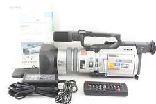 Sony DCR-VX2000 Camcorder - Metallic silver 70