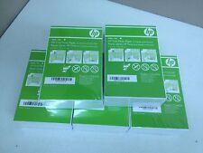 LOT of 5 Packs 900 Sheets HP 4x6 Matte Vivid Photo Paper CG465A