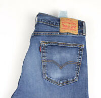 Levi's Strauss & Co Hommes 505 Slim Jambe Droite Jeans Extensible Taille W36 L34