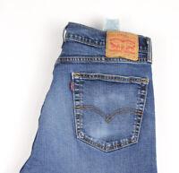 Levi's Strauss & Co Herren 505 Slim Gerades Bein Jeans Stretch Größe W36 L34