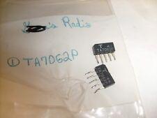Pair TA7062P Audio Amplifier from CB radio estate / c2