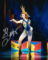 Sabrina Harper Fastrada Pippin Tour SIGNED 8x10 Photo COA