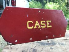 Case Antique Tractor Part Farm Advertising Cast Iron Guard