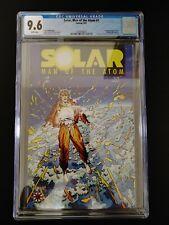 Solar, man of the atom # 1 cgc 9.6. 1st appearance of Solar (Phil Seleski).