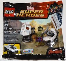 LEGO The HULK 5003084 Marvel Super Heroes polybag Avengers Age of Ultron TRU