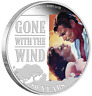 2019 GONE WITH THE WIND 80th ANNIVERSARY 1oz $1 Silver 99.99% Dollar Proof Coin