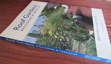 Roof Gardens, Balconies & Terraces ~ Jerry Harpur & David Stevens. In MELB  NEW!