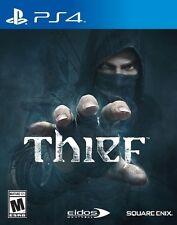 Neuf Thief (Sony Playstation 4, 2014) SQUARE ENIX ÉTATS UNIS Version