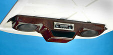 GOLF CART OVERHEAD RADIO CONSOLE - BLEMISHED WITH SPEAKERS ONLY