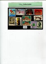 11 PCS INDIA USED STAMPS # S282