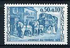 FRANCE - 1973 yvert 1749 - Chevaux, journée t.- neuf**