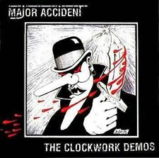 The Clockwork Demos * by Major Accident (CD, Apr-200...