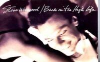 Steve Winwood Back In The High Life 1986 Classic Rock Roll Cassette Tape Pop