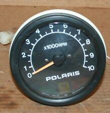 1999-02 Polaris XC 500 600 700 800 Tach RPM Gauge Large Black Speedo