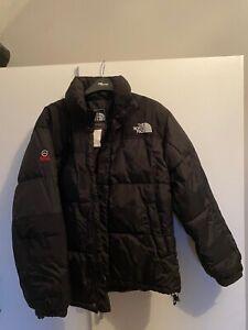 Mens The North Face puffer jacket coat size Medium