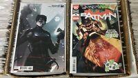 Batman 96 Two Comic Lot - Cover A & Mattina Variant