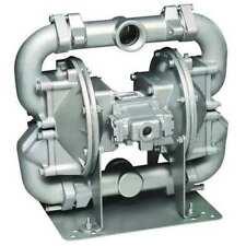 Sandpiper Hdf2db6a Double Diaphragm Pump Aluminum Air Operated Buna N 140