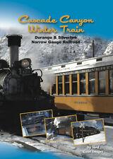 Cascade Canyon Winter Train - Durango & Silverton, a DVD by Yard Goat Images