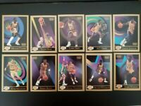 1990-91 Skybox Los Angeles Lakers Team Set Of 10 Basketball Cards
