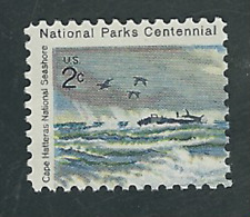 Scott #1448... 2 Cent..  National Parks... 25 Stamps
