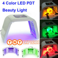 PDT LED Light Photodynamic Skin Care Rejuvenation Photon Facial Body Therapy
