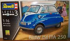 Revell Germany 1955 BMW Isetta 250 Plastic Model Kit  1/16