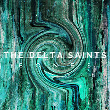 LE DELTA SAINTS Bones 2015 10 pistes album CD nouveau/Scellé