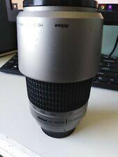 nikon af nikkor 70-300mm f/4-5.6 G lens