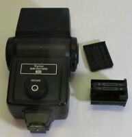 Vivitar Auto Thyristor 283 Hot Shoe Flash For Parts Not Working