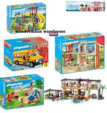 Playmobil City Life Sets - 6657 Hospital/5574 Mansion/5575 Pool & More- New