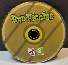 Bad Piggies (PC, 2012) DISC ONLY
