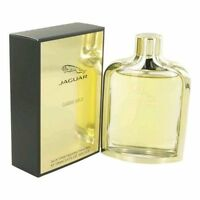 Jaguar Classic Gold Cologne by Jaguar, 3.4 oz EDT Spray for Men NEW