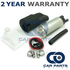 FOR CITROEN SAXO VTS 16V IN TANK ELECTRIC FUEL PUMP REPLACEMENT/UPGRADE + KIT