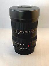 Leica 35-70mm F4 VARIO-ELMAR-R ROM - Excellent + Condition