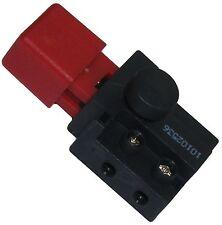 Flymo ORIGINAL Interrupteur Compatible pour Plupart Tondeuse à gazon ,