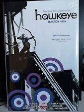 NEW SEALED Hawkeye Omnibus HC David Aja Matt Fraction Hardcover 1 22 Marvel OOP