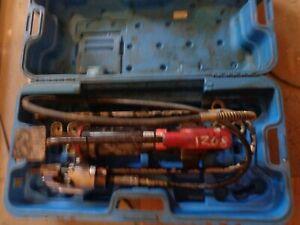 Hydraulic Crimp Tool crimping Crimper and pump