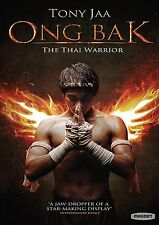 Ong Bak: The Thai Warrior  -Hong Kong RARE Kung Fu Martial Arts Action movie-B12