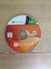 EA Sports Active 2 for Xbox 360 *Disc Only*