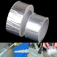 Aluminum Foil Waterproof Tape Butyl Seal Rubber High Super Strong Roof Rep T Nk