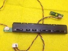 Pulsante 715G7231-K0D-000-004I + Sensore per TV SHARP LC-24LD171K
