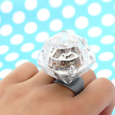 LED Leuchten Fingerring Glow Party Favors Glow Spielzeug Geschenke CN