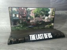 THE LAST OF US FUNKO POPS. F.P.D DISPLAY STAND. HOLDS 4 POPS.