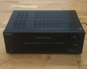 Onkyo HT-R494 Dolby Atmos AV Receiver Amplifier - Free P & P
