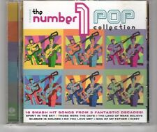 (HG555) The Number 1 Pop Collection, 18 tracks various artists - 2004 CD