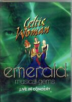 Emerald: Musical Gems Live in Concert by Celtic Woman DVD 2014