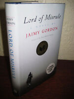 Lord of Misrule Jaimy Gordon SIGNED 1st Edition 2nd Printing National Book Award