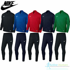 BOYS NIKE TRACKSUIT Junior Kids Full Zip Jogging Football Top Bottoms Age 6-14