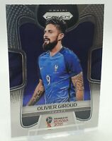 2018 Panini Prizm World Cup Soccer Olivier Giroud Card