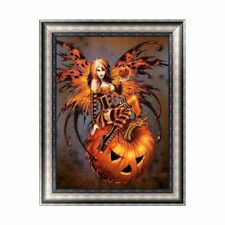 Halloween 5D Diamond Embroidery Painting Cross Stitch Craft Home DIY Decoration